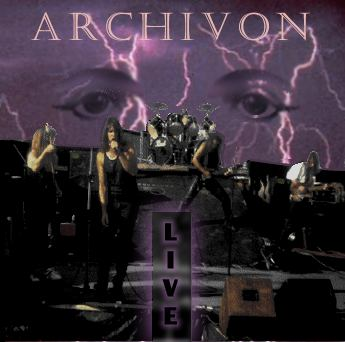 Archivon CD cover for Live das Boot