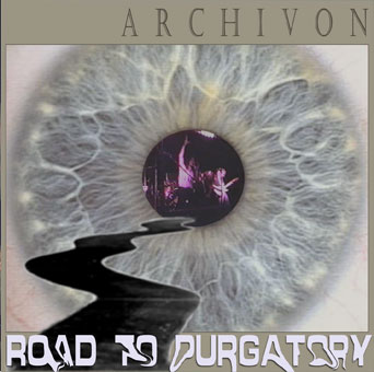 Archivon DVD cover for Road to Purgatory