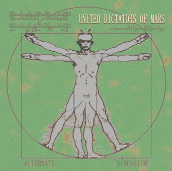 United Dictators of Mars - Questions for God